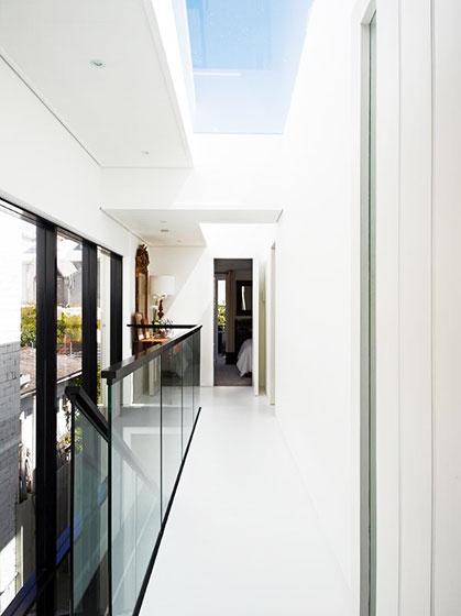 简约风格别墅白色设计图