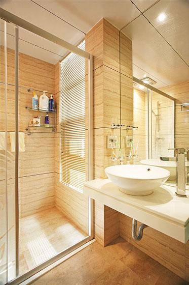 160平米的奢华生活卫生间设计
