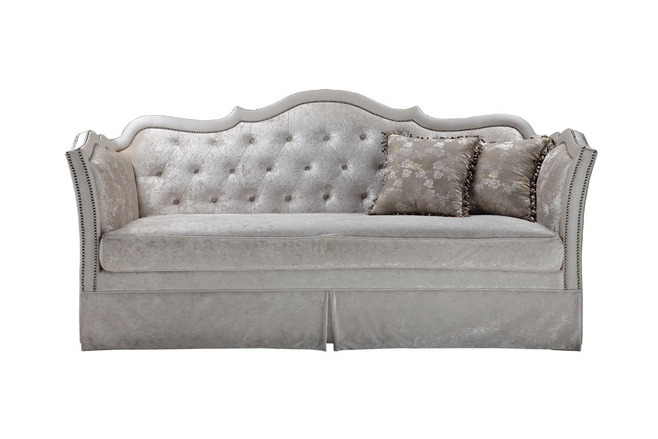 豪华新古典双人沙发