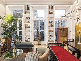 简洁奢华公寓设计 12图现代简约风格