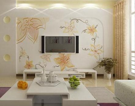 电视墙设计,电视墙装修设计要点,电视墙材料,电视墙