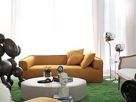 设计师的现代家 62平轻松一居室设计