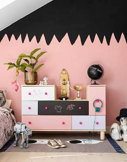 可爱减龄卧室设计