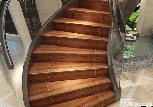 楼梯踏步瓷砖铺贴方法及注意事项