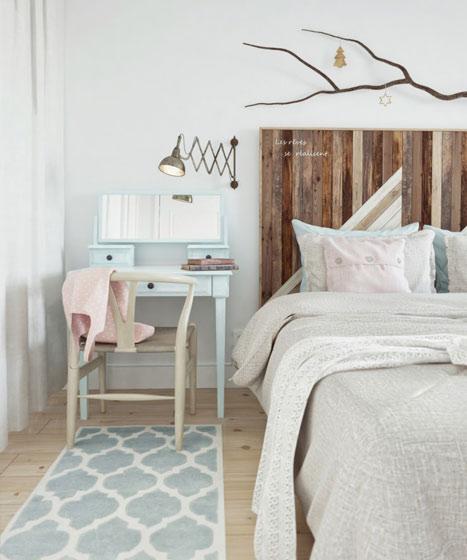 卧室装潢设计效果图