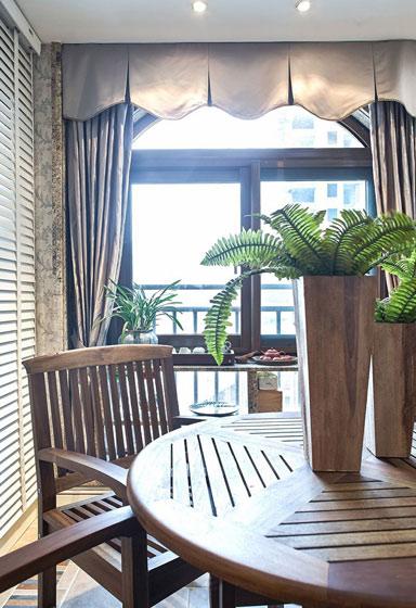 家居餐厅桌装修效果图