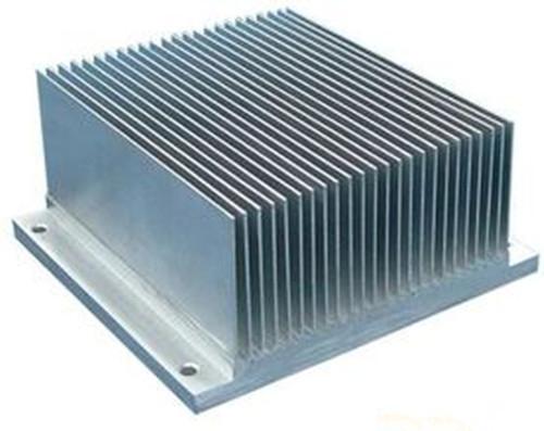 插片式散熱器