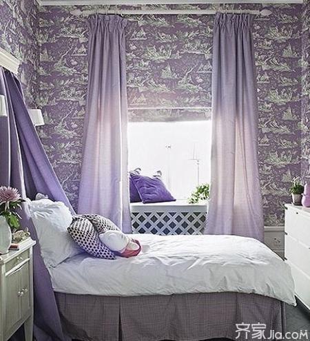 美美哒!少女心爆棚的10个卧室装修案例