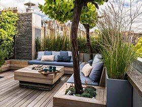 惬意生活随心享 12个庭院装修效果图