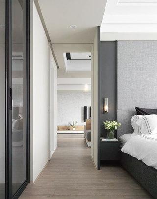 现代风格卧室设计