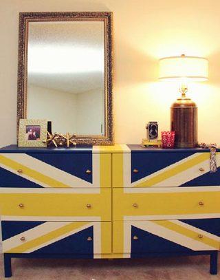 梳妆台装饰柜效果图