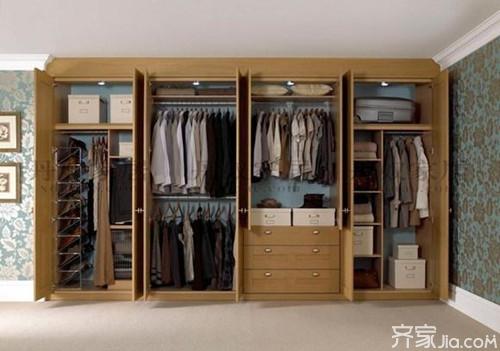 平开门衣柜与推拉门衣柜哪个好 比比就知道