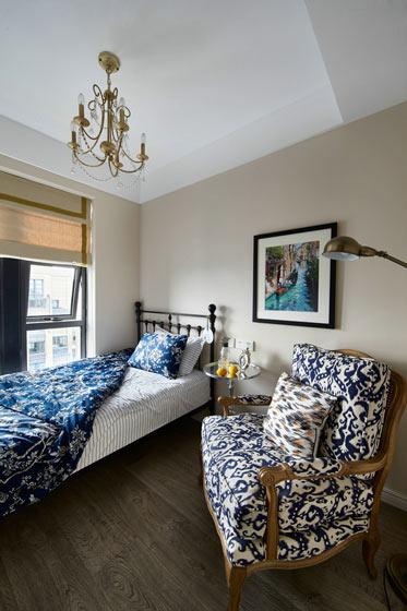 美式风格小卧室装修效果图