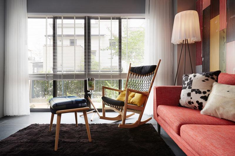 客厅小椅子图片