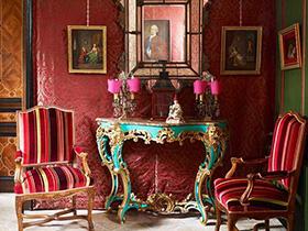 摩登新古典  10个新古典客厅效果图片