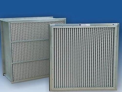 空氣過濾器原理