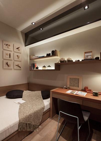 4平米小卧室装修图