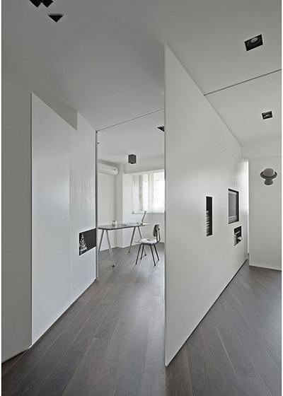 家装走廊吊顶效果图