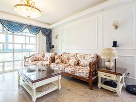 地中海三居室装修  梦想中的家
