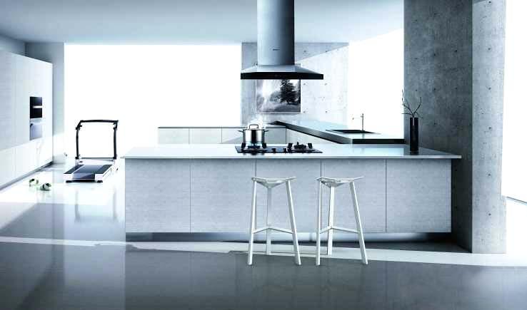 智能家居装修整体厨房图片