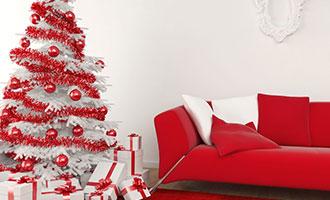 圣诞节要如何装扮家居?