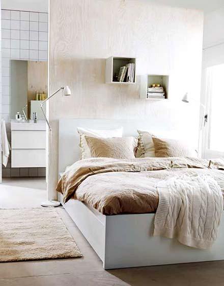 墙面收纳拯救床头背景墙图片