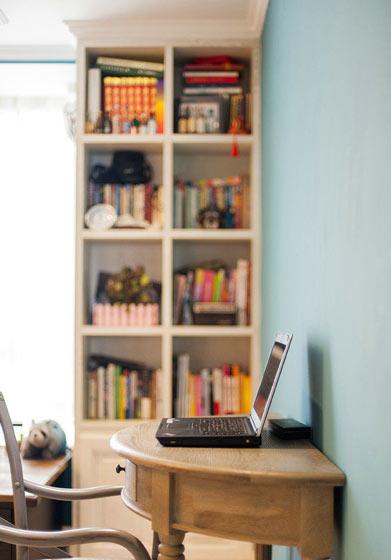 开放式小书房装修效果图