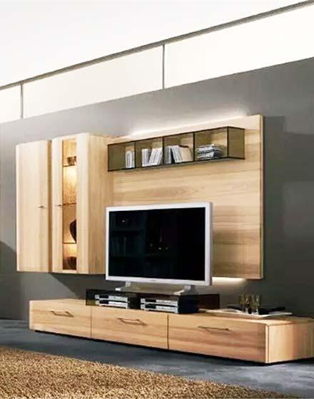 木质客厅电视柜图片大全