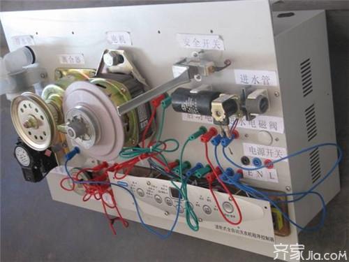 洗衣机排水阀在哪里 如何拆卸更换图片