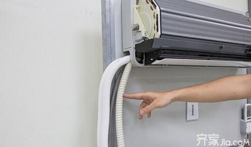 中央空调排水管的安装注意事项