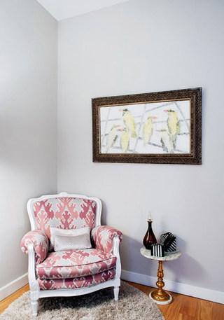 室内休闲角装修效果图