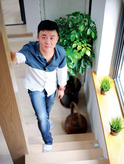 简约小户型楼梯装修效果图