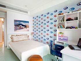 本寶寶要新房間 10個清新兒童房裝修圖片