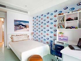 本宝宝要新房间 10个清新儿童房装修图片