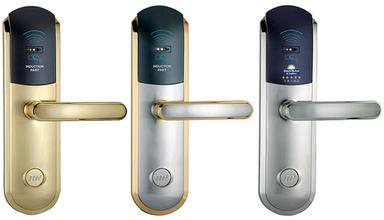 感应门锁使用方法