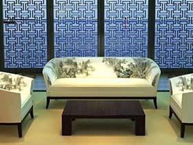 品茶之心意   10个中式客厅茶几效果图片