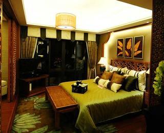 东南亚卧室效果图片大全
