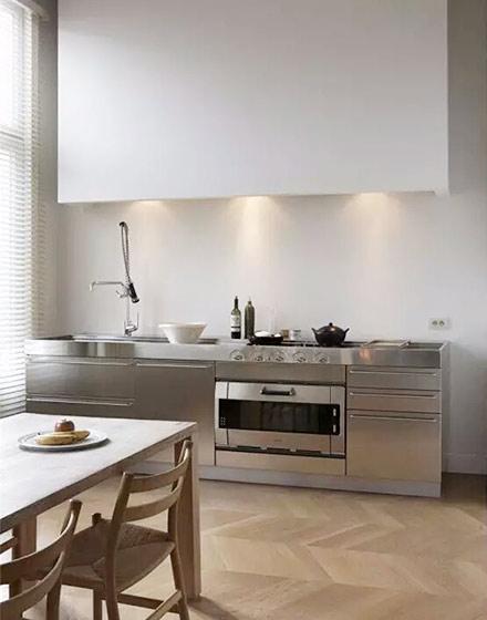 现代简约厨房图片大全