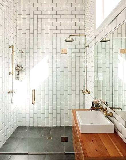 经典卫生间装修设计图