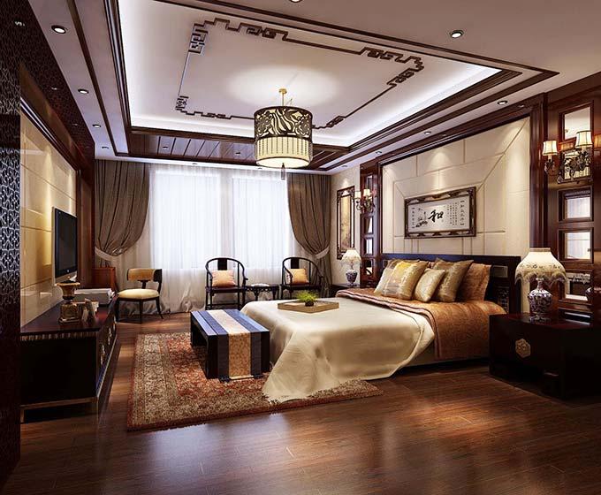 圆你温柔之梦 12个中式卧室装修装饰图片图片