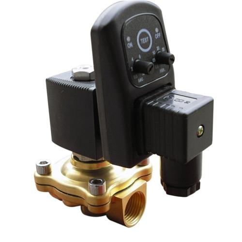 自动排水电磁阀工作原理与特点