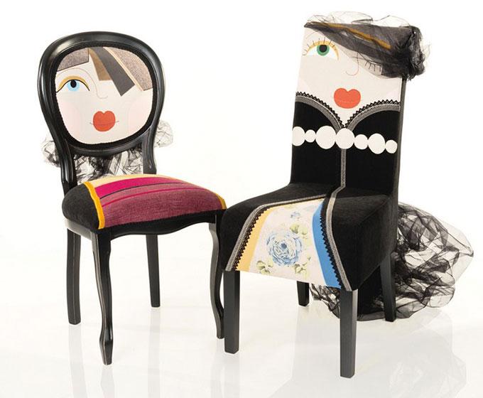 创意椅子图片
