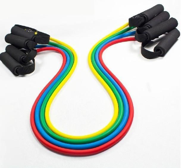 拉力绳使用方法