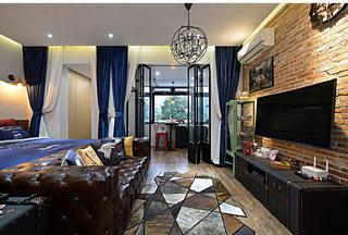 超小户型客厅吊顶装修效果图