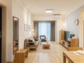 温馨和风日式 暖暖的两居室美家