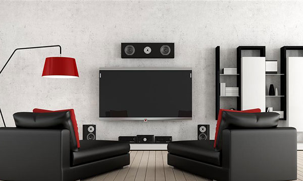 客厅沙发电视摆放有什么风水讲究?