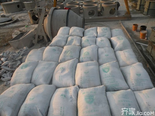 什么是水泥原料