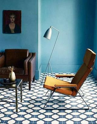 客厅地板瓷砖图片