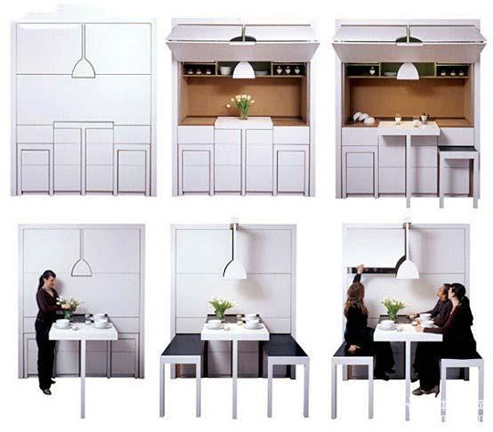 整体厨房展示图