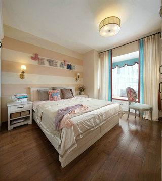 轻法式风格浪漫温馨主卧室装修效果图